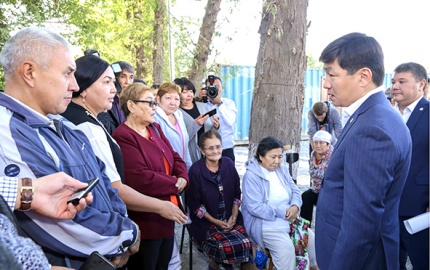 Бауыржан БАЙБЕК: «Мы должны быть  «слышащим государством»